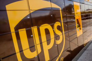United Parcel Service (UPS) – Moving ahead through innovation.